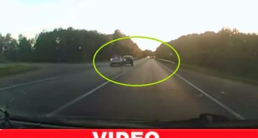 Video: Έτσι αποφεύγουν οι Ρώσοι το κυνηγητό της αστυνομίας