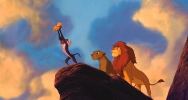 Εικόνες του Lion King στην πραγματικότητα