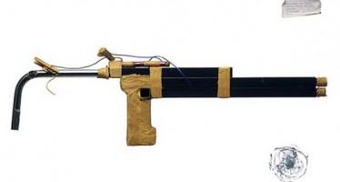 Τα ανατριχιαστικά όπλα που φτιάχνουν οι φυλακισμένοι απ'το τίποτα(pic)