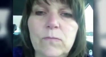 Τράβηξε τον εαυτό της βίντεο την ώρα που πάθαινε εγκεφαλικό (βίντεο)