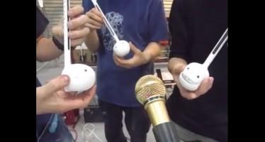 Το πιο περίεργο και εκνευριστικό μουσικό όργανο (βίντεο)