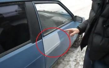 Η απόλυτη κλειδαριά ασφαλείας για το αυτοκίνητό σου (βίντεο)