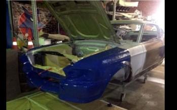 Η μετατροπή ενός παλιού Ford Mustang σε κάτι πιο… άνετο (εικόνες)