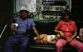 Ο επικίνδυνος υπόγειος σιδηρόδρομος της Νέας Υόρκης το 1980 (εικόνες)