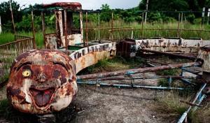 Τα εγκαταλελειμμένα λούνα παρκ σε ανατριχιάζουν… (εικόνες)
