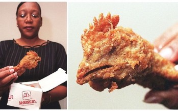 Τα πιο αηδιαστικά πράγματα που έχουν βρεθεί μέσα σε φαγητά