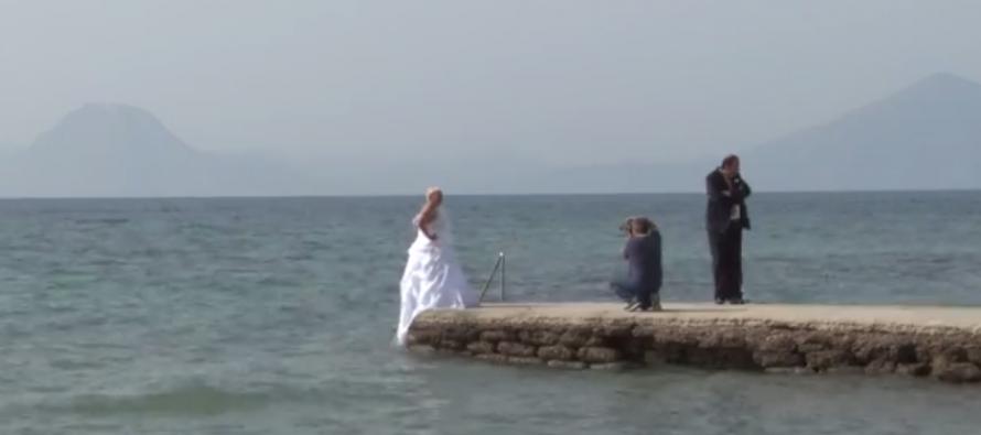 Το πιο ξεκαρδιστικό βίντεο γάμου που έχεις δει (βίντεο)
