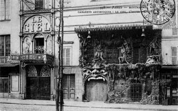 """Τα κέντρα διασκέδασης στο Παρίσι το 1900 ήταν """"λίγο"""" περίεργα!"""
