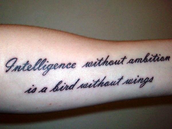 antrika tattoo fraseis