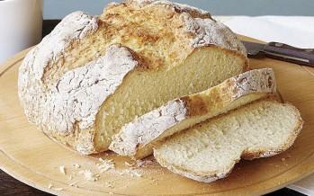 Συνταγή Ψωμιού με ξινόγαλα!
