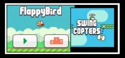 Swing Copters: Ο δημιουργός Flappy Bird ετοίμασε νέο «σπαστικό» παιχνίδι!