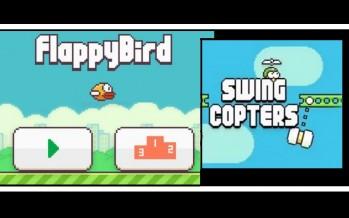 "Swing Copters: Ο δημιουργός Flappy Bird ετοίμασε νέο ""σπαστικό"" παιχνίδι!"