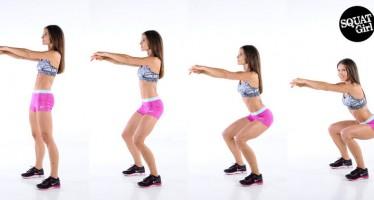 Χτίσε σώμα με 20λεπτο πρόγραμμα ασκήσεων!