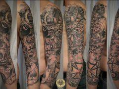 Tattoo Μανίκι: Η νέα τάση των Τατουάζ!