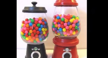 DIY: Φτιάξε δοχείο για καραμέλες και τσίχλες μόνος σου!