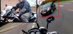 Σοκαριστικο: Μοτοσυκλετιστής κατέγραψε τον θάνατο του με GoPro!