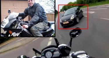 Σοκαριστικο: Μοτοσικλετιστής κατέγραψε τον θάνατο του με GoPro!