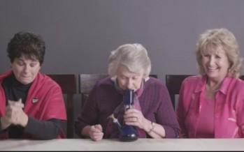 3 Γιαγιάδες από τις ΗΠΑ κάπνισαν πρώτη φορά μαριχουάνα!
