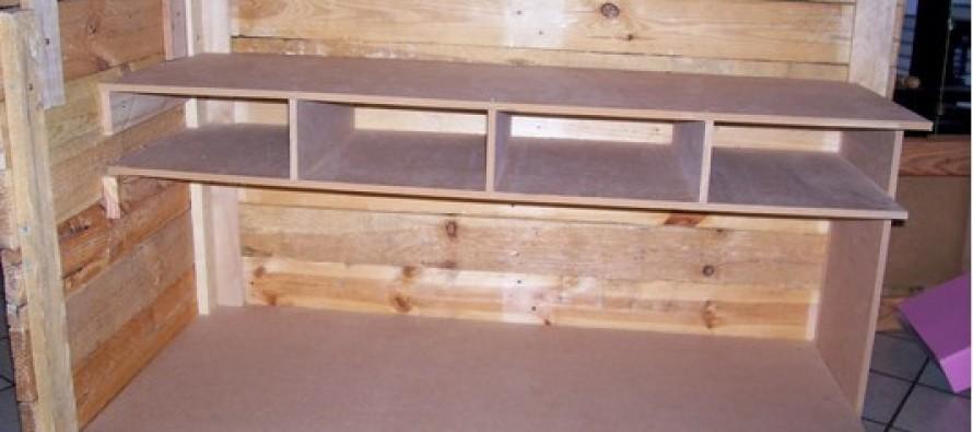 Ξύλινες κατασκευές: Πως να φτιάξεις αναδιπλούμενο γραφείο!