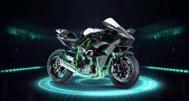 Αποκαλύφθηκε η νέα Kawasaki Ninja H2!