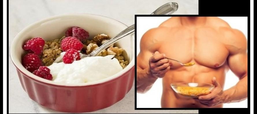 Πρωινό: 5 Τροφές για όγκο και για να χτίσεις μυς!