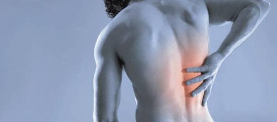 7 Τρόποι για να αντιμετωπίσεις τον πόνο στην μέση!