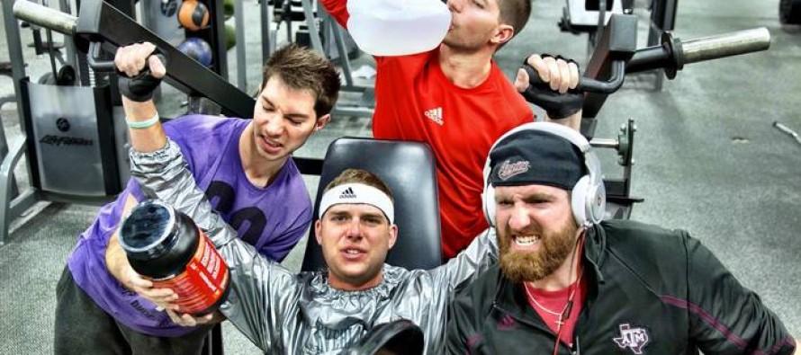 18 Τύποι ανδρών που θα συναντήσεις στο γυμναστήριο!