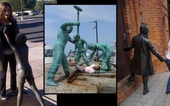 Οι 31 πιο έξυπνες φωτογραφίες με αγάλματα!
