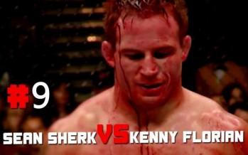 Οι 10 πιο αιματηροί αγώνες MMA που έχουμε δει (Βίντεο)