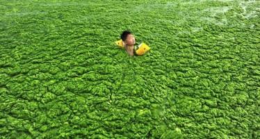 16 Σοκαριστικές φωτογραφίες από την ρύπανση στην Κίνα!