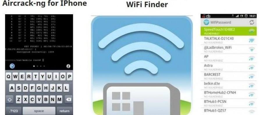 Τα 7 καλύτερα προγράμματα για να σπάσεις κωδικούς WiFi!