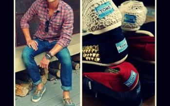 6 Style Αντρικών παπουτσιών για το καλοκαίρι 2015!