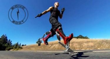 Με αυτές τις μπότες θα τρέχεις πιο γρήγορα από αυτοκίνητο!