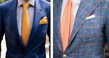 36 Συνδυασμοί χρωμάτων γραβάτας με πουκάμισα!