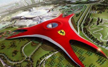 Δες την νέα θεαματική κατασκευή της Ferrari!