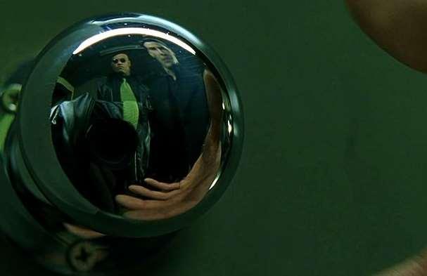 The Matrix lathi