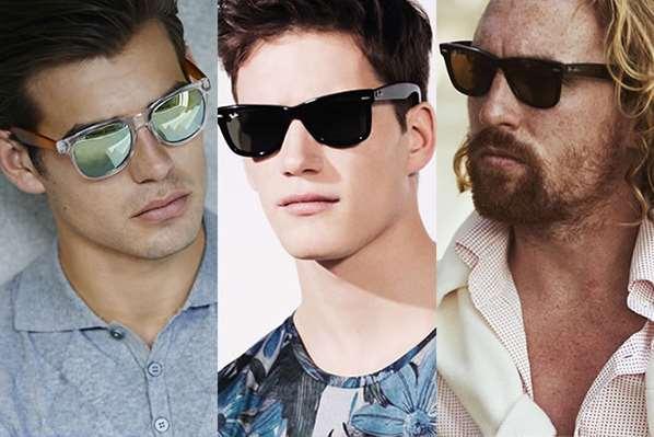 b3266145ce Ποια αντρικά γυαλιά ηλίου ταιριάζουν στο πρόσωπο σου!