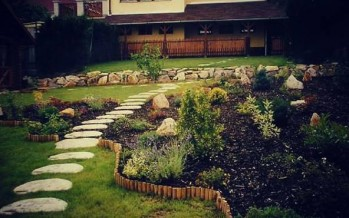 16 Όμορφες ιδέες για μονοπάτια κήπου!