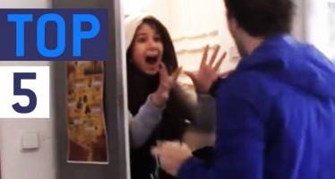 """5 Πλάκες που μπορείς να """"κάνεις"""" στους φίλους σου! (Video)"""