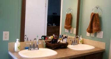 6  Τρόποι να οργανώσεις το μπάνιο σου!