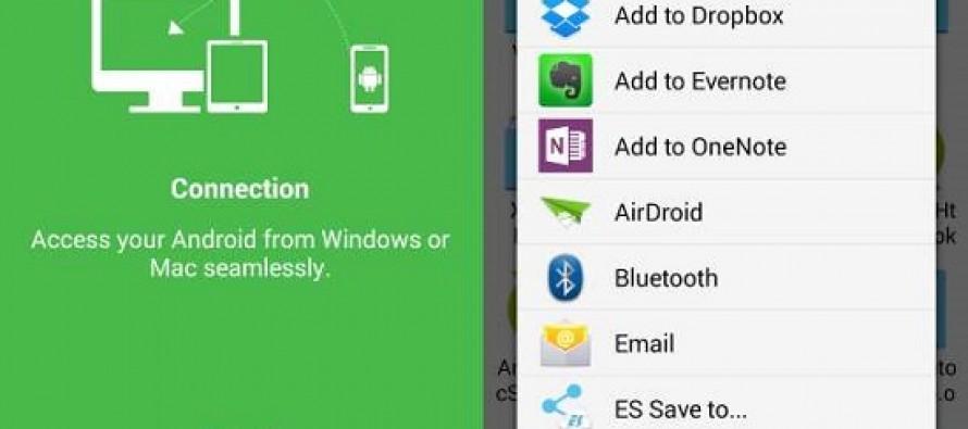 3 Εφαρμογές για να μεταφέρεις αρχεία από κινητό σε pc!