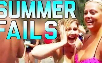 Οι πιο αστείες καλοκαιρινές στιγμές (Βίντεο)