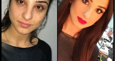 16 Γυναίκες πριν και μετά το μακιγιάζ!