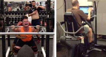 17 Άτομα που δεν ανήκουν στο γυμναστήριο!