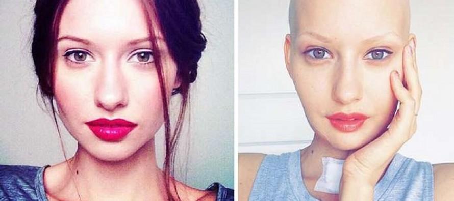 Της είπαν να ρίξει το παιδί της επειδή είχε καρκίνο. Δες τι έκανε!