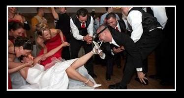 VIDEO: Τα πιο επικά fails σε γάμους!