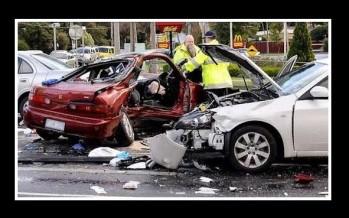 Οι χειρότερες συγκρούσεις αυτοκινήτων!