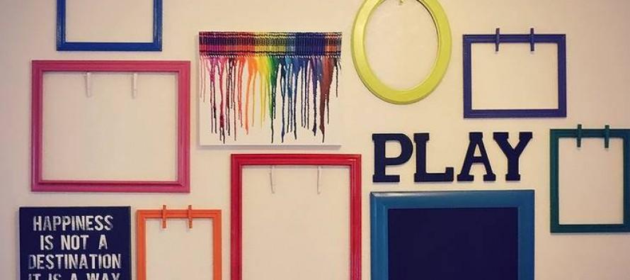 18+1 Έξυπνα DIY διακοσμητικά τοίχου για να φτιάξεις!