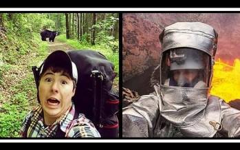 Οι 8 πιο επικίνδυνες selfies όλων των εποχών!