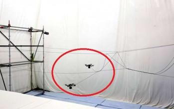 Drones θα κατασκευάζουν γέφυρες στο μέλλον!